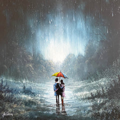 DANNY ABRAHAMS - Love is Walking in the Rain Together Original (2020)