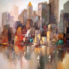 WILFRED LANG - Sunny side NYC