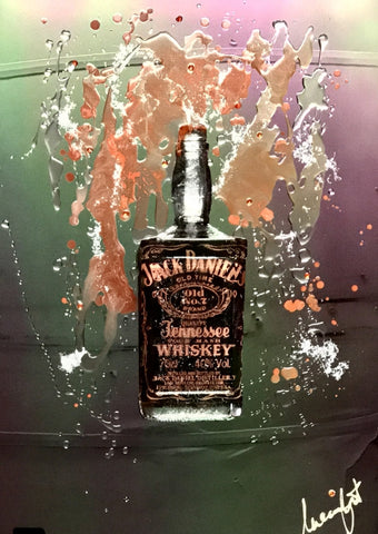 Buy Clare Wright Jack Daniels 3D Bottle (2017)