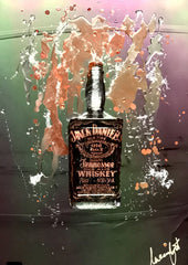 Clare Wright - Jack Daniels 3D Bottle (2017)