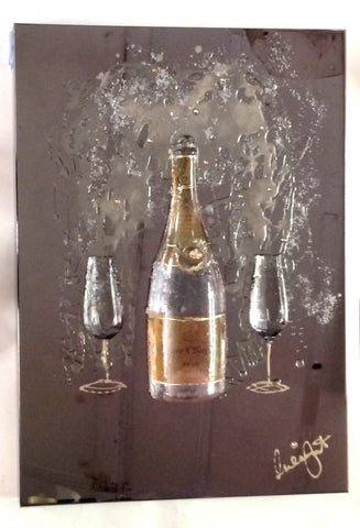 Buy Clare Wright Verve Champagne 3D Bottle (2017)