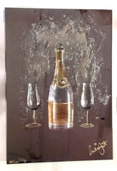 Clare Wright - Veuve Champagne 3D Bottle (2017)