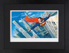 Alex Ross - Look! Up in the Sky! - Framed Paper (2014)