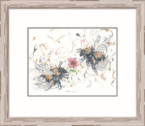 Buy Aaminah Snowdon Bee Mine? 20118 - Framed