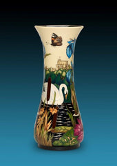 Moorcroft - A Vision of Windsor Vase  364/12 (2015)