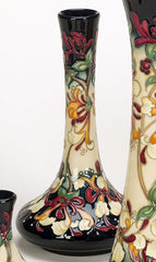 Moorcroft - Honeysuckle Haven Vase 26/9 (2015)