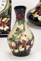 Moorcroft - Honeysuckle Haven Vase 372/5 (2015)