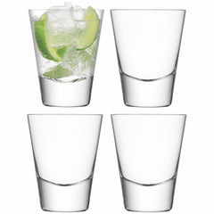 LSA - Bar Mixer Tumbler Set of 4