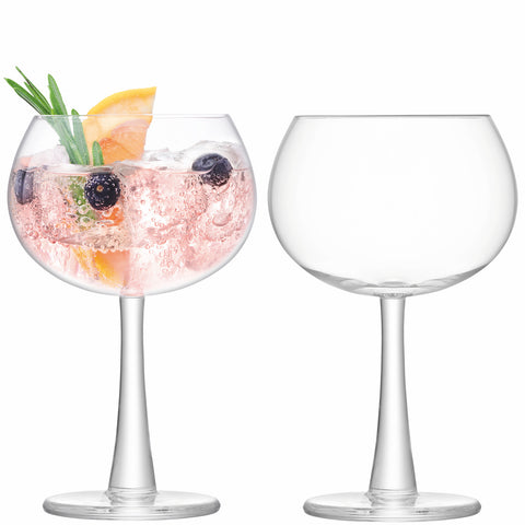 LSA International Gin Balloon Glass Set of 2