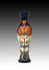 MOORCROFT - Fire Lily 93/8