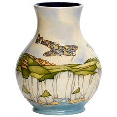 Moorcroft - Flying Colours Vase 869/9 (2018)