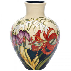 MOORCROFT - March Morning Vase 265/7 (2019)