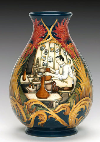 Moorcroft, William At Work 7/10