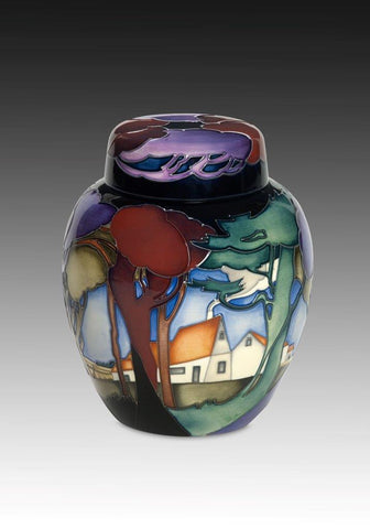 moorcroft-Peggy's Farm Ginger Jar 769/8 (2017)
