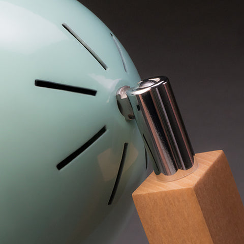 Mr. Wattson Lamp Tiffany Green