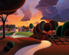 Paul Corfield - Morning's Misty Veil (2015)
