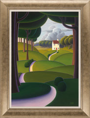 Paul Corfield - Secluded Retreat (2018)