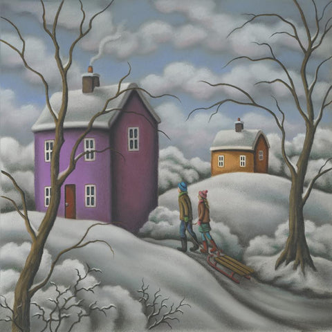 Paul Horton Snowbound