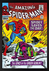 Marvel - The Amazing Spider-Man #40 - Spidey Saves The Day - Box Canvas Edition (2016)