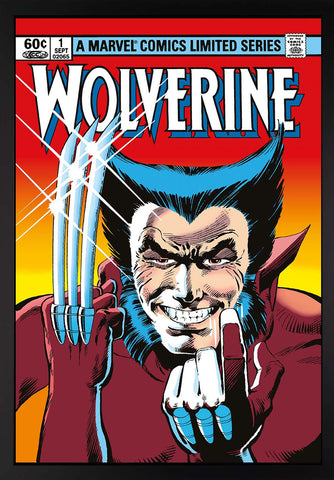 Stan Lee Wolverine #1 Boxed Canvas 2016