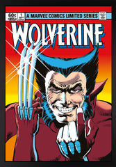 Marvel - Wolverine #1 - Box Canvas Edition (2016)