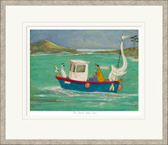 SAM TOFT - The Cornish Pasty Cruise (2019)