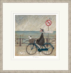 Sam Toft - No Cycling (2018)