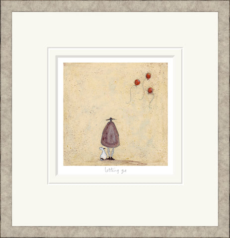 Letting Go by Sam Toft