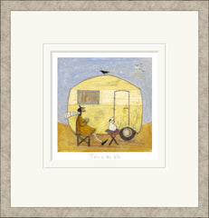 Sam Toft - This is the Life (2019)