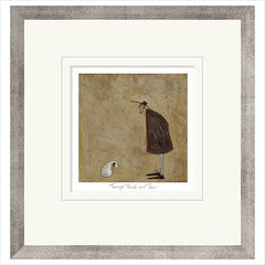 Sam Toft - Through Thick And Thin (2015)