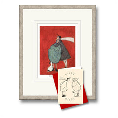 Sam Toft - I Will always Love You (2018) Print & Card
