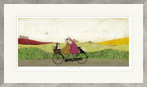 Sam Toft, A Cacophony Of Co-Pilots