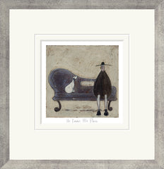 Sam Toft - He Knows His Place (2014)