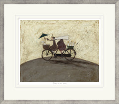 SAM TOFT - Riders In The Storm (2014)