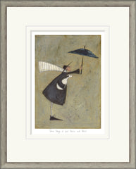 SAM TOFT - Some Days It Just Rains And Rains (2014)