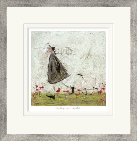 Sam Toft, Walking The Sheepster