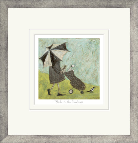 Sam Toft Back To The Clubhouse (2016)