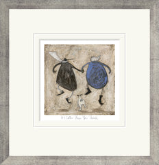 SAM TOFT - It's Later Than You Think (2016)