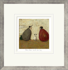 Sam Toft - More Than Words Can Say (2016)