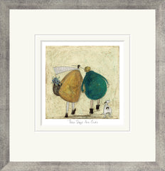 Sam Toft - These Days Are Ours (2016)
