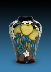 Moorcroft - The Codling 576/9 Vase (2016)