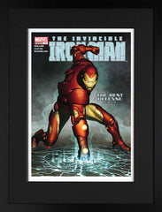Marvel - The Incredible Iron Man #421 - The Best Defence - Giclee on Paper (2018)