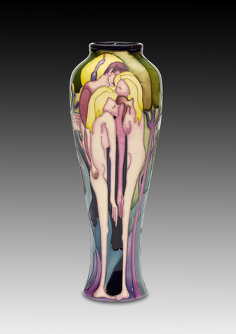 moorcroft-The Lovers Vase 121/10 (2019)