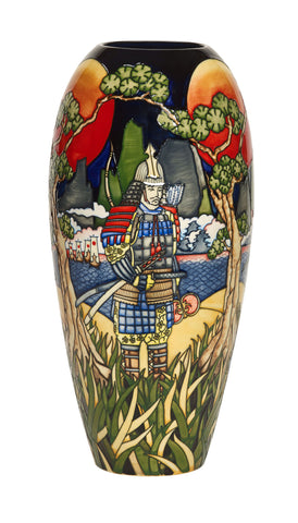 moorcroft-The Way of The Warrior-b- (2016)