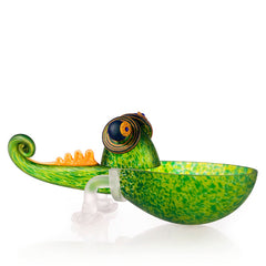 BOROWSKI GLASS - Chameleon Small Green