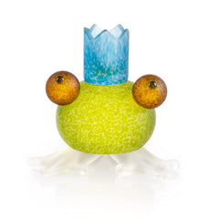 Borowski - Frosch Candle Holder Light Green