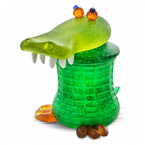 Borowski Gator Box Green