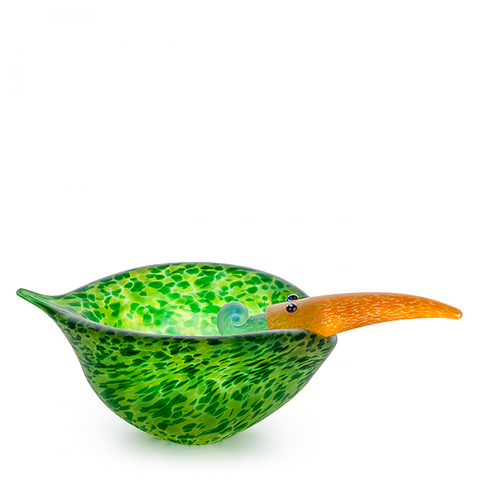 Borowski Tweedy Bowl Green