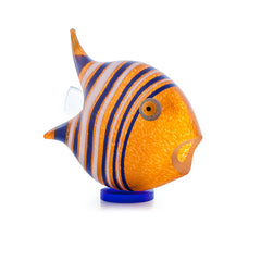 BOROWSKI GLASS - Angel Fish Orange