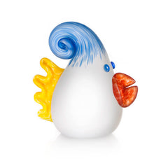 BOROWSKI GLASS - Chick Red Beak